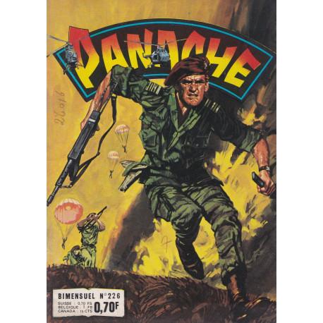 Panache (226) - Combattants libres