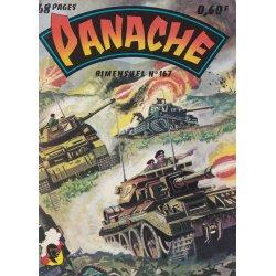 Panache (167) - Le sabre de Oshima