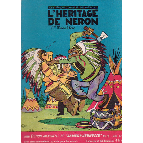1-les-aventures-de-neron-et-cie-l-heritage-de-neron