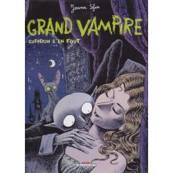 Grand vampire (1) - Cupidon s'en fout