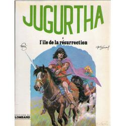 Jugurtha (4) - L'île de la résurection
