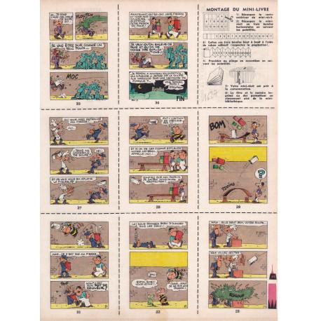 Mini-récits (467) - Bobo et le cerf-volant