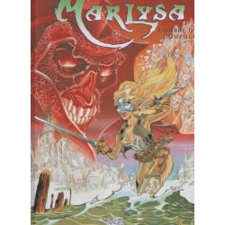 Marlysa (2) - L'ombre de Dompur