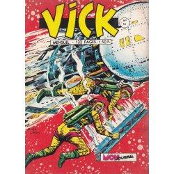Vick (14) - Les naufragés de l'infini