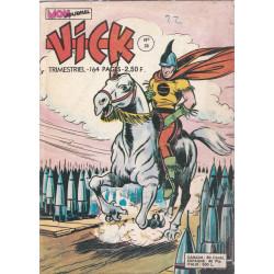 Vick (39) - Rock Vanguard - La planète errante