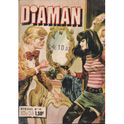 Diaman (14) - Des traîtres partout