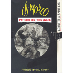 Cornette de Saint Cyr - Di Marco l'atelier des faits divers