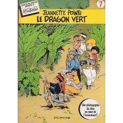 Jeannette Pointu (3) - Le dragon vert (Première édition)