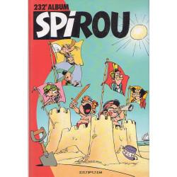 Recueil Spirou (232) - (2986 à 2995)