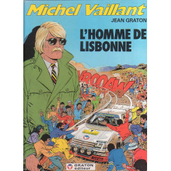 Michel Vaillant (45) - L'homme de Lisbonne