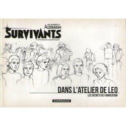 Survivants (anomalies quantiques) - Dans l'atelier de Léo