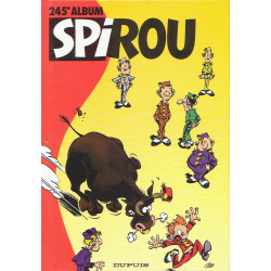 Recueil Spirou (245) - (3116 à 3125)