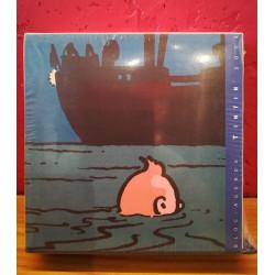 Tintin - Calendrier 2001