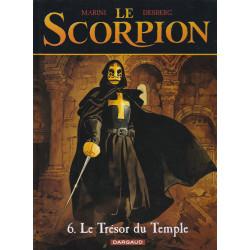 Le scorpion (6) - Le trésor du temple