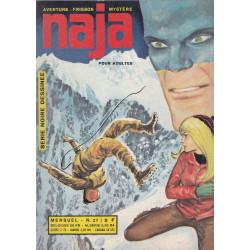 Naja (27) - La tombe de glace