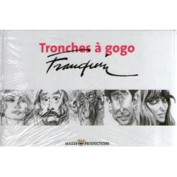 André Franquin - Tronches à gogo