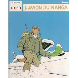Adler (1) - L'avion du Nanga