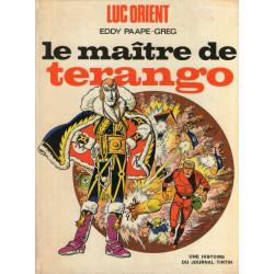 Luc Orient (3) - Le maître de Terango