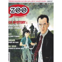Zoo (63) - XIII Mystery - Jonathan Fly mène l'enquête