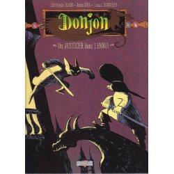 Donjon potron minet (2) - Un justicier dans l'ennui