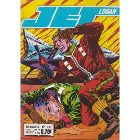 Jet Logan (36) - Déserteurs ou espions