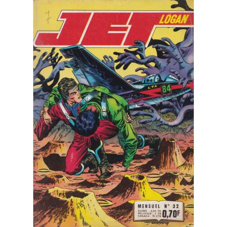 Jet Logan (32) - Le grand sage
