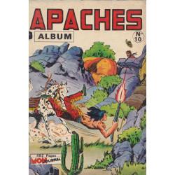 Apaches Album (10) - Apaches (29) - En garde (17) - Whipii (30)