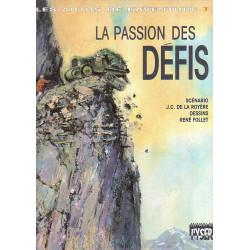 Les autos de l'aventure (1) - La passion des défis