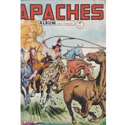 Apaches Album (14) - Apaches (37 à 39)