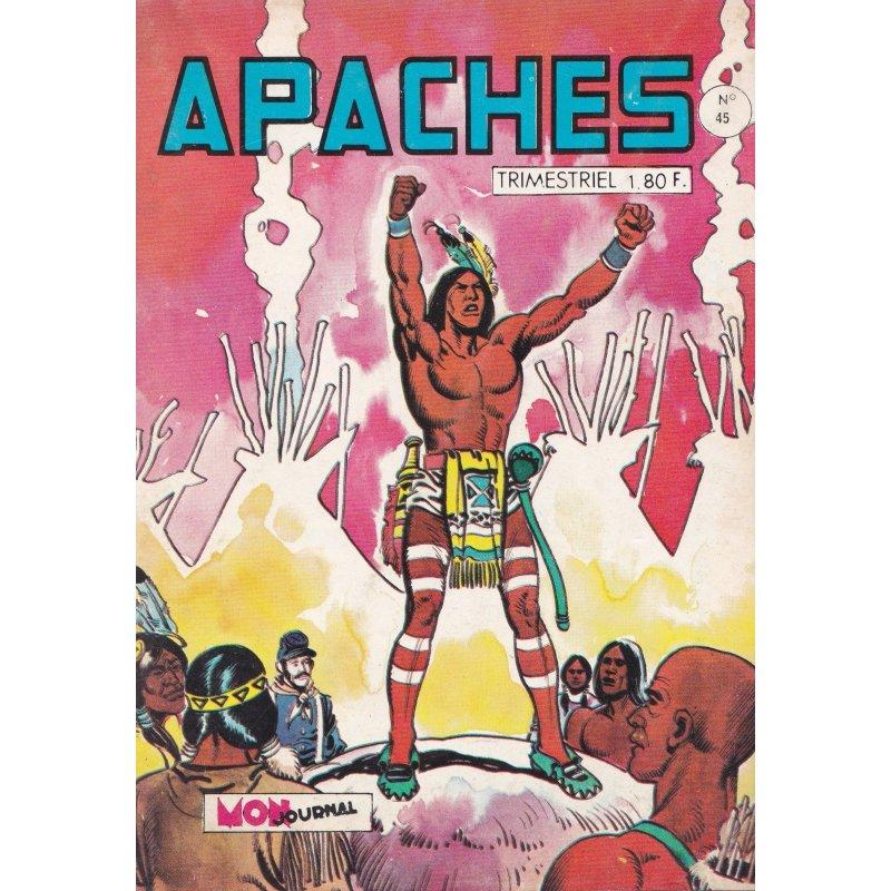 Apaches (45) - Madok - Le mort vivant