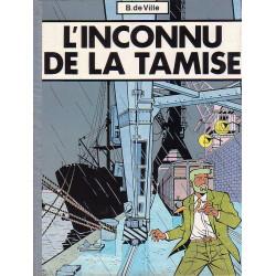 Baudouin de Ville - L'inconnu de la Tamise