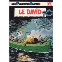 Tuniques Bleues (19) - Le David