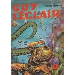Guy l'Eclair (9) - La force du rêve - La monnaie du diable