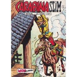 Carabina Slim (49) - Les anges de la mort