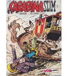 Carabina Slim (52) - Les frères Crosley