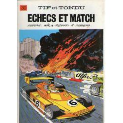 Tif et Tondu (30) - Echecs et match