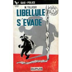 Gil Jourdan (GDP 3) - Libellule s'évade (1)