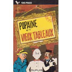 Gil Jourdan (GDP 7) - Popaïne et vieux tableaux (2)