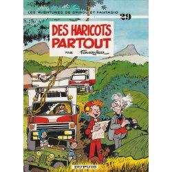 Spirou et Fantasio (29) - Des haricots partout