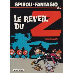 Spirou et Fantasio (37) - Le réveil du Z