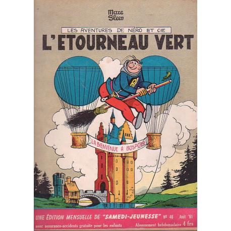 1-les-aventures-de-neron-et-cie-l-etourneau-vert