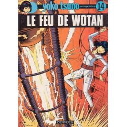 Yoko Tsuno (14) - Le feu de Wotan