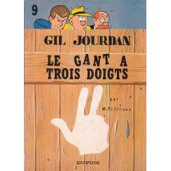 Gil Jourdan (9) - Le gant à trois doigts