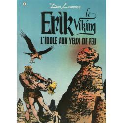Erik le Viking (9) - L'idole aux yeux de feu