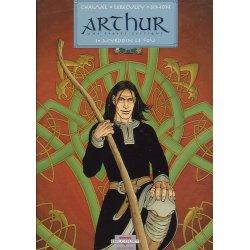 Jérome Lereculey - Arthur (1) - Myrddin le fou