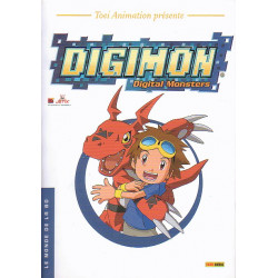 Le monde de la BD (34) - Digimon - Digital monster
