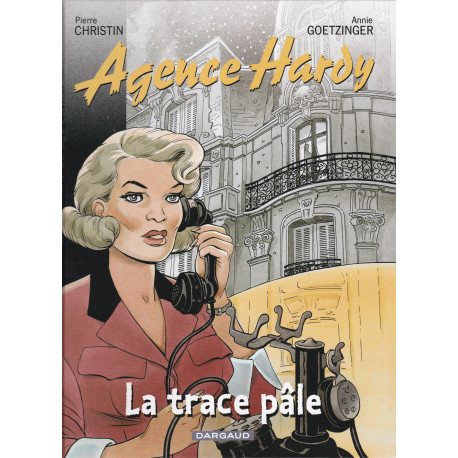 Agence Hardy (2) - La trace pâle