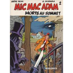 Mic Mac Adam (2) - Mort au sommet