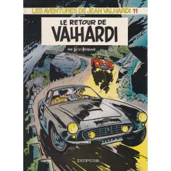 Jean Valhardi (12) - Le retour de Jean Valhardi