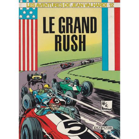 Jean Valhardi (13) - Le grand rush